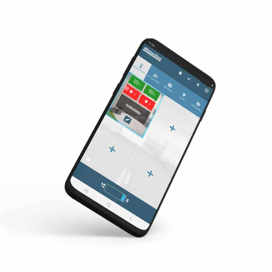 Control de Accesos a Distancia GSM M175