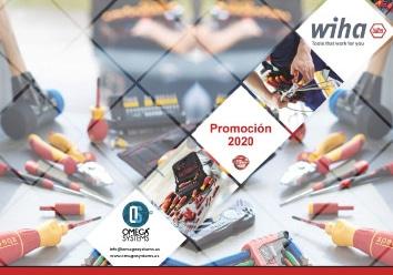 Folleto Promoción Herramientas Wiha 2020 Omega Systems