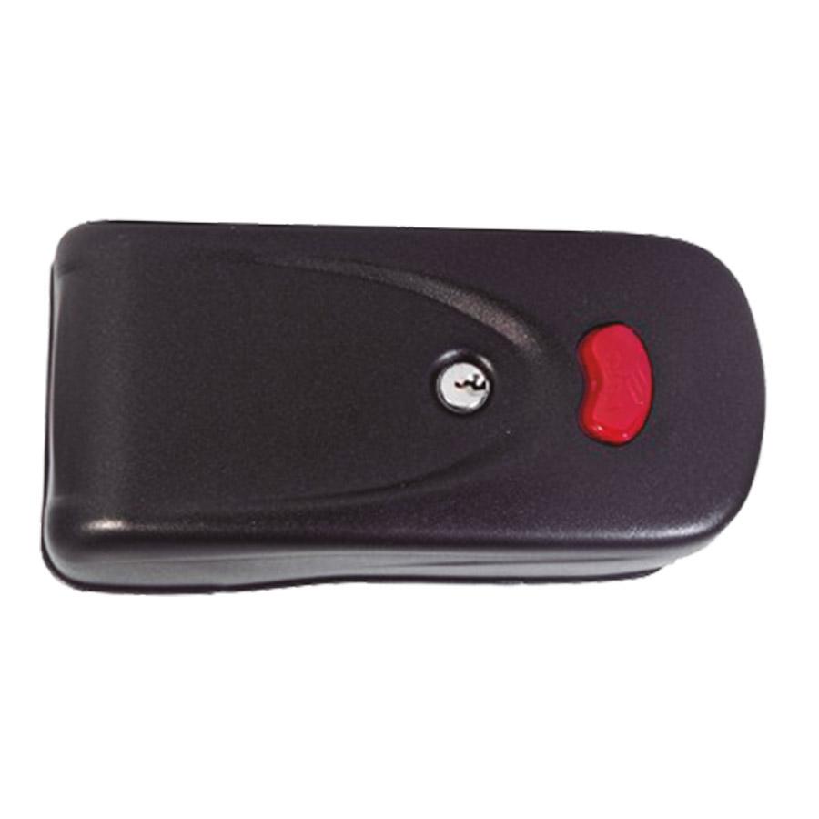 Cerradura Electrónica de Pared de 12 V con Botón CISA P