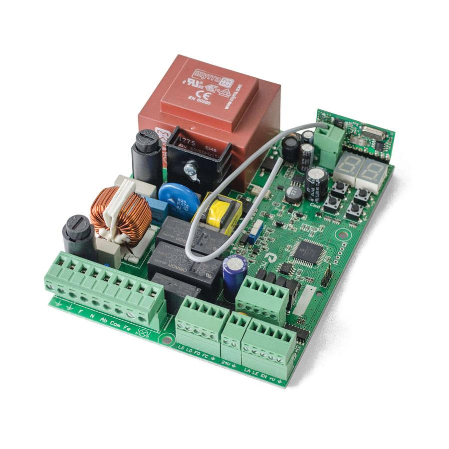 Central Electrónica para Motores de Puertas Seccionales MC50 SE