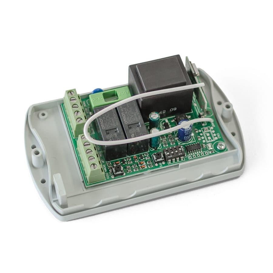 Central Electrónica para Motores Enrollables MC101