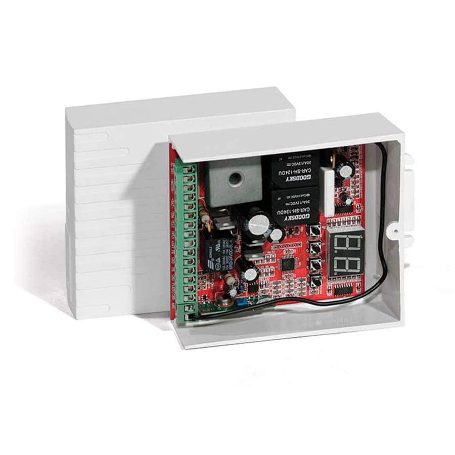 Central Electrónica de 24 V para Motor de Puertas Correderas Bravo 524 MC41SP detalle 1