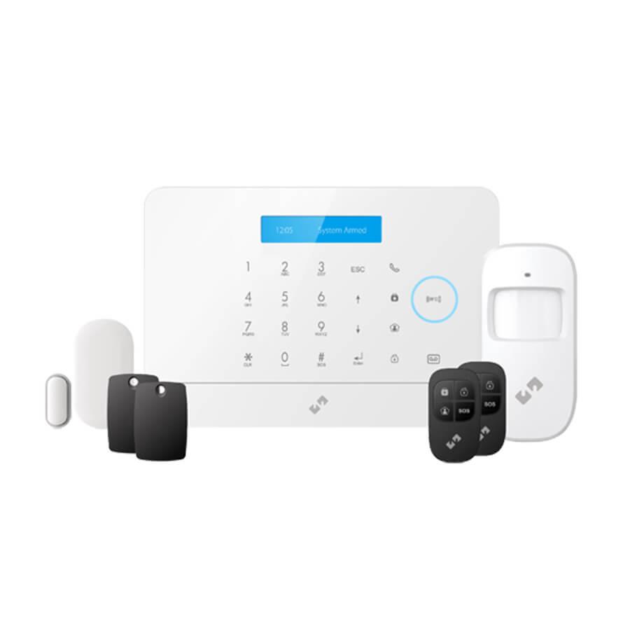 PRO08999 Kit Alarma WiFi GSM Compatible Alexa Asistente Google