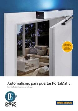 Apertura de Puertas Interiores Automáticas PortaMatic