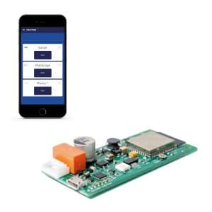 Control de Acceso a Distancia por Bluetooth BT01