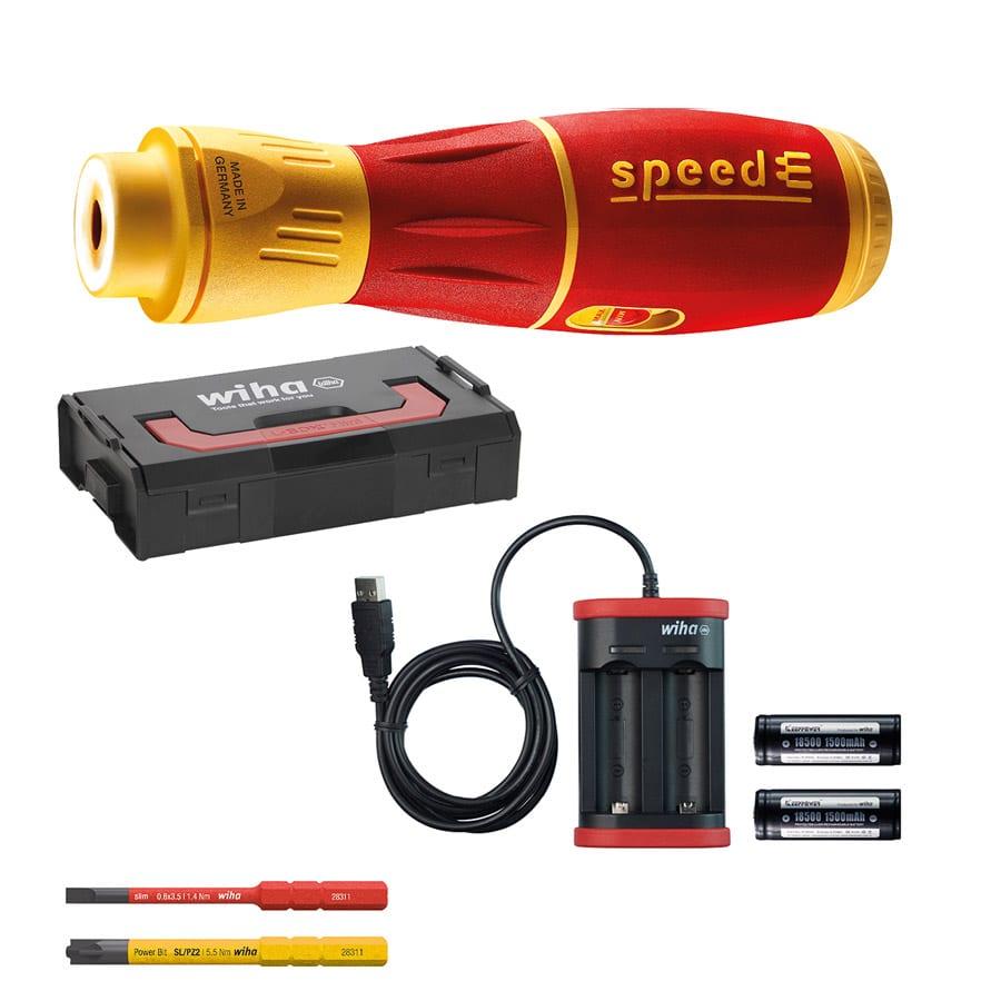 Destornillador Eléctrico SpeedE® II Electric