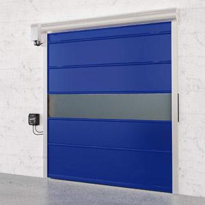 puertas rapidas PVC
