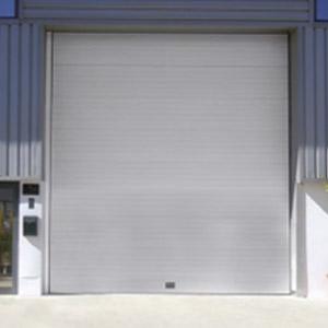 puertas seccionales para almacenes