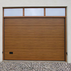 Puertas Seccionales para Garajes