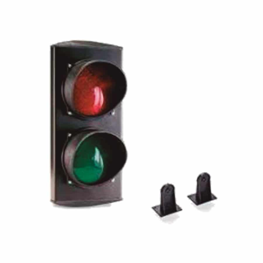 Semáforo de Superficie LED Rojo-Verde