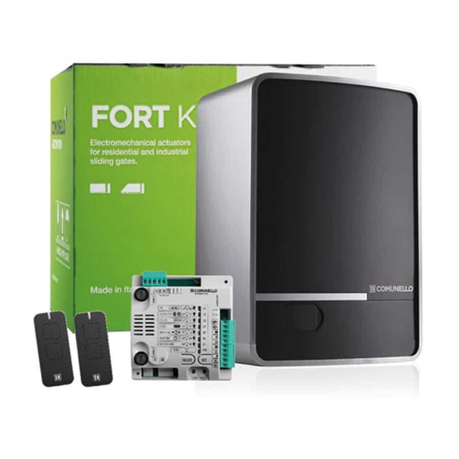 PRO09229 motor para puerta corredera en kit fort 1000 24v