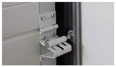rotación con esferas de acero para puertas seccionales