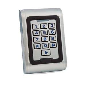 teclado de acceso