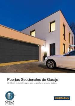 Puertas Seccionales de Garaje Hormann