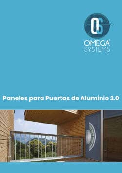 Paneles para Puertas de Aluminio 2.0