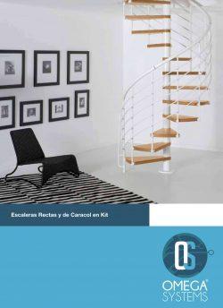 Escaleras Rectas y de Caracol en Kit