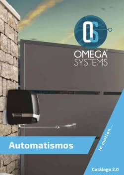 Catálogo de Automatismos 2.0 - Omega Systems