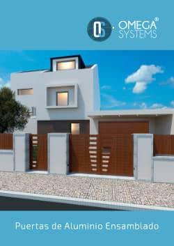 Puertas de Aluminio Ensamblado - Omega Systems
