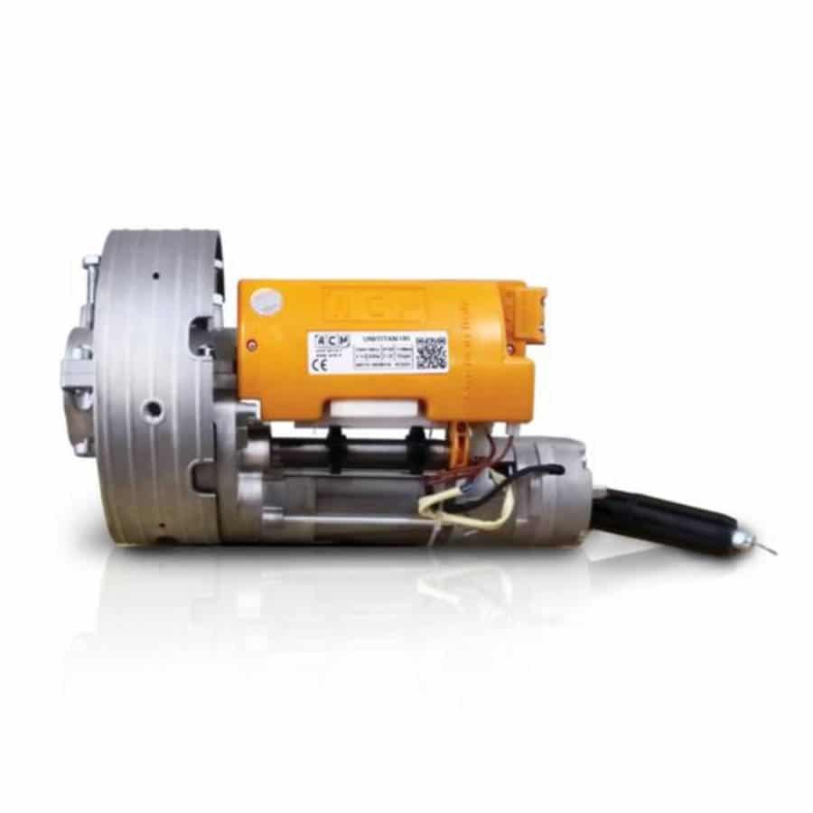 Motor para Persianas Metálicas ROLLING ACM Unititan E HR